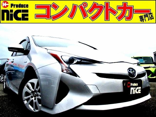 トヨタ S 安全ブレーキ・クルコン・LEDヘッド・オートハイビーム・SDナビ・Bluetooth・ワンセグ・バックカメラ・ETC・プッシュスタート・オートエアコン・ウィンカードアミラー