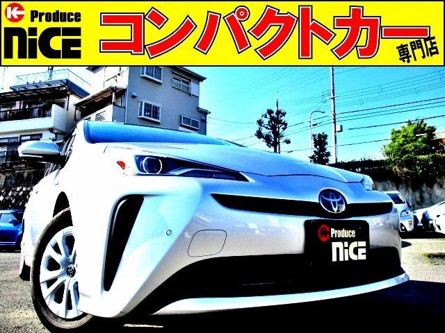 トヨタ S ドライブレコーダー・SDナビ・Bluetooth・フルセグTV・Bカメラ・ETC・安全ブレーキ・クルコン・コーナーセンサー・オートハイビーム・LEDヘッド・スマートキー