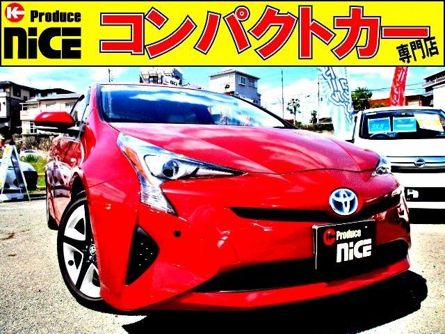 トヨタ Sツーリングセレクション Bカメラ・ETC・純正SDナビ・Bluetooth・ワンセグTV・コーナーセンサー・LEDヘッドライト・純正17AW・スマートキー・オートエアコン・ウインカードアミラー