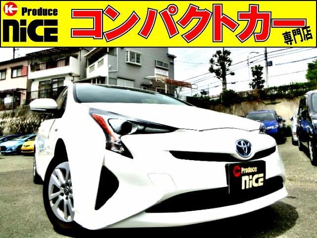 トヨタ S ETC・KENWOODメモリーナビ・Bluetooth・ワンセグTV・スマートキー・オートエアコン・LEDヘッドライト・プッシュスタート・15インチAW・電格式ウインカーミラー