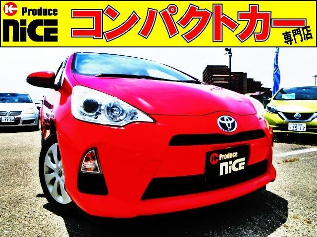 トヨタ G スマートキー・メモリーナビ・Bluetooth・ワンセグTV・Bカメラ・ETC・オートエアコン・プロジェクターヘッドライト・電格式ウインカードアミラー・プッシュスタート