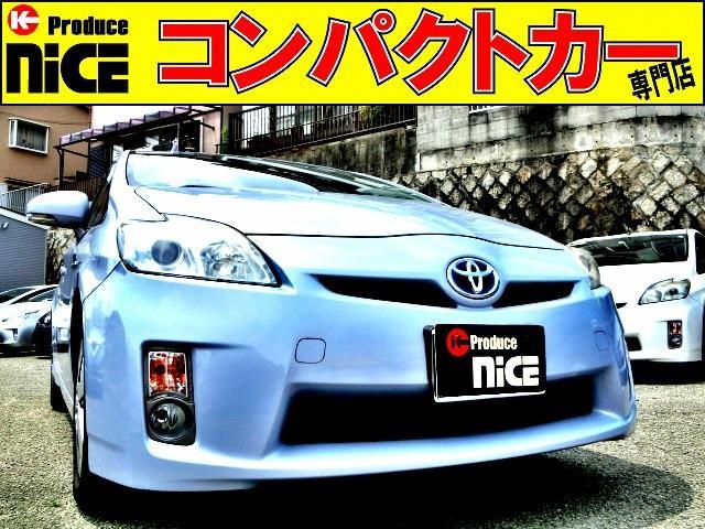 トヨタ S バックカメラ・ETC・純正SDナビ・Bluetooth・ワンセグTV・プッシュスタート・オートエアコン・スマートキー・フォグライト・プロジェクターヘッドライト・ウインカーミラー