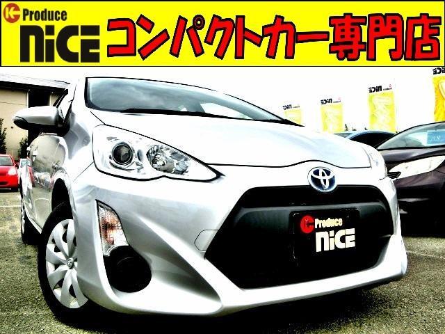 トヨタ L ETC・純正オーディオデッキ・CD・AUX・USB・オートエアコン・プロジェクターヘッドライト・ウインカードアミラー・キーレスエントリー・アイドリングストップ