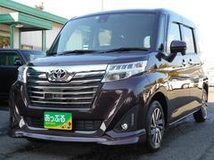 ルーミー カスタムG S 両側パワースライドドア 衝突防止 HID(トヨタ)