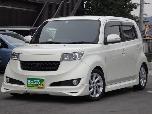 トヨタ Z エアロGパッケージ 純正CDオーディオ スマートキー