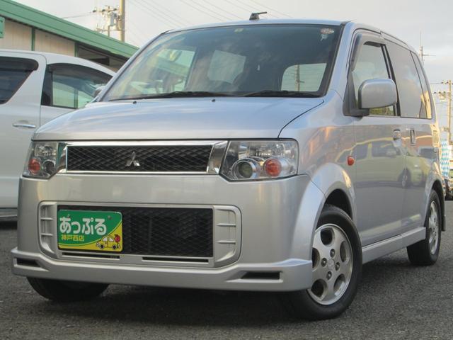 三菱 XS 社外CDオーディオ 左オートスライドドア HID