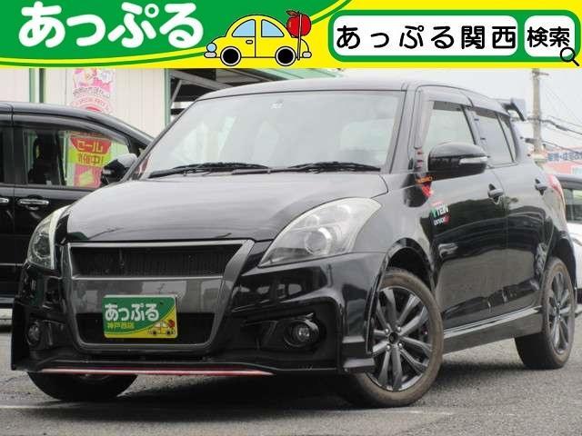 スズキ RS 4WD エアロ レカロシート シートヒーター HID