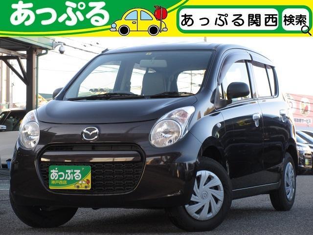 「マツダ」「キャロルエコ」「軽自動車」「兵庫県」の中古車