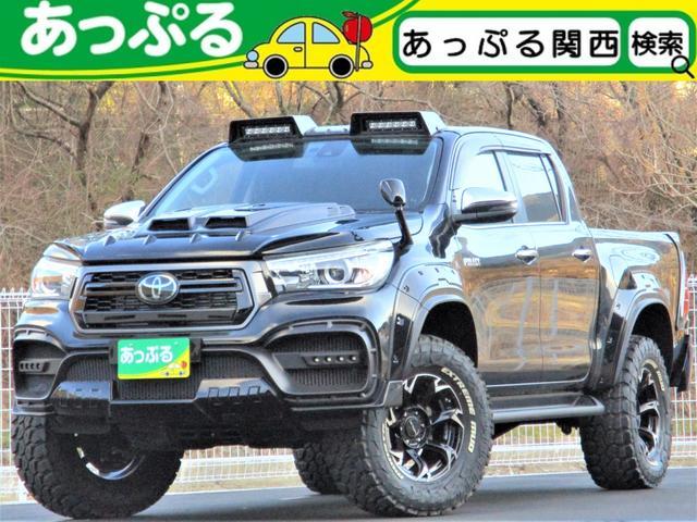 ハイラックス(トヨタ) Z 中古車画像