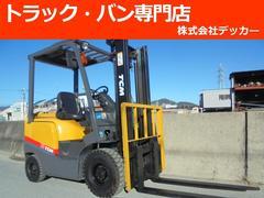 日本TCM フォークリフト 1.5t 稼動325h 上げ高3m
