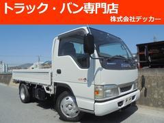 エルフトラック2トン 低床 荷台鉄板 荷寸310−160 残検 NOX適