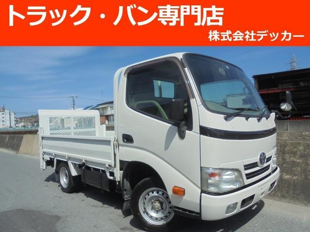 トヨタ 0.9t ガソリン AT 床鉄板 PG 荷寸296-159