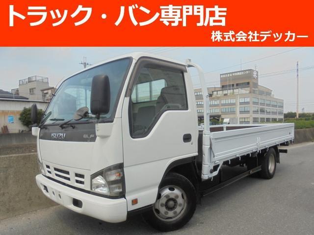 いすゞ 2トン ワイドロング 荷寸433-208 荷塗装 NOX