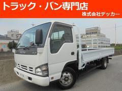 エルフトラック2トン ワイドロング 荷寸433−208 荷塗装 NOX