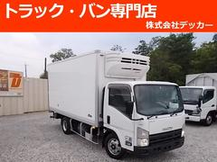 エルフトラック2.95トンロング 冷蔵冷凍 −30℃設定 NOX Bカメラ