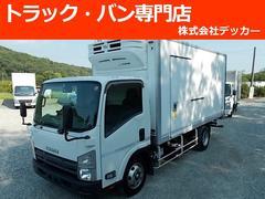 エルフトラック2.95t 3ペダル 冷蔵冷凍 荷寸446−188−198