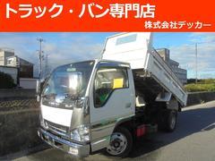 エルフトラック3t 強化ダンプ 全低床 コボレーン NOX メッキパーツ
