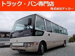 ローザマイクロバス ロングCX 34名乗 自動扉 オートA/C