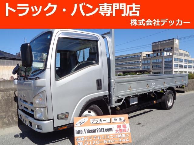 いすゞ 2トン 標準ロング 荷台塗装 荷寸437-180 NOX適