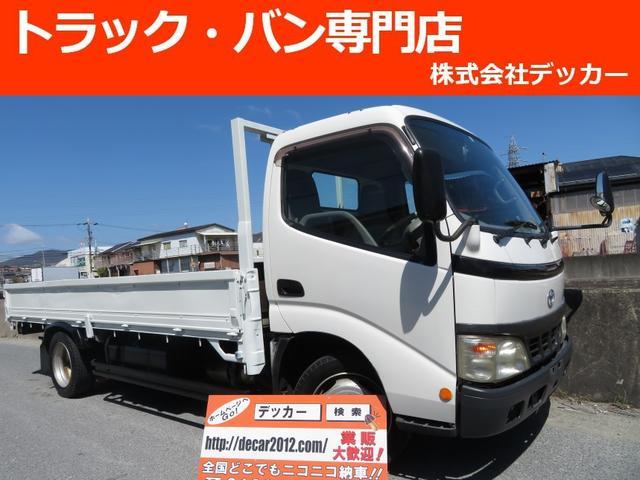 トヨタ 2トン オートマ 標準ロング 荷寸435-180 荷台塗装