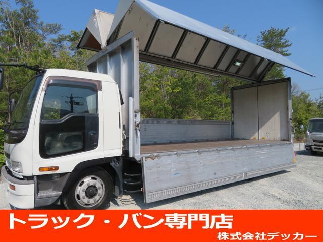 いすゞ 6.4トン 増トン ウイング 荷寸628-238-222
