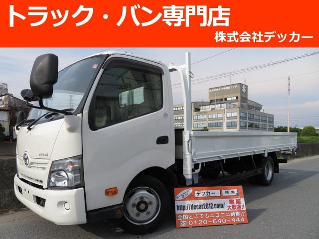 トヨタ 2トン ワイド超ロング 荷寸497-208 低床フロア6MT
