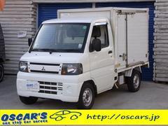 ミニキャブトラック冷蔵冷凍車−5℃設定 4WD ワンオーナー