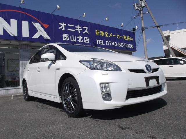 トヨタ Sツーリングセレクション ナビTV 外17AW ETC