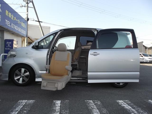 トヨタ 福祉車輛 サイドリフトアップ車