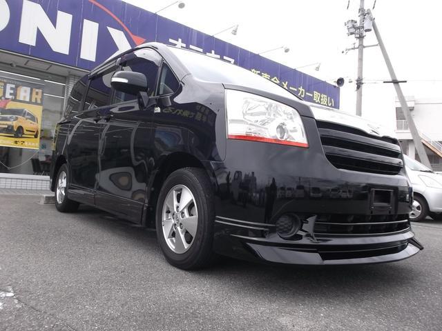 トヨタ X Lセレクション モデリスタエアロ