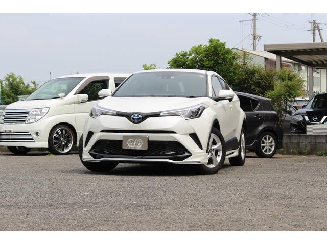 トヨタ S セーフティPモデリスタナビETC社外テール
