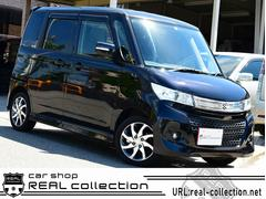 REAL collection U−car 加古川東店 幅広い軽自動車をラインナップしております! パレットSW XS ワンオーナー CD・MDオーディオ 左電動スライドドア