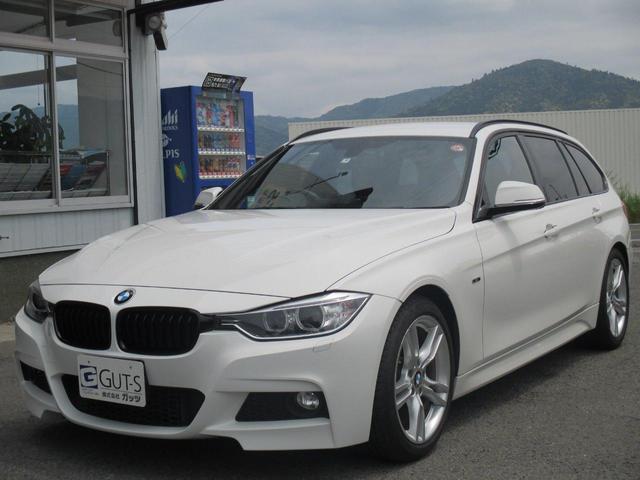 BMW 320dツーリング Mスポーツ 地デジフルセグチューナー
