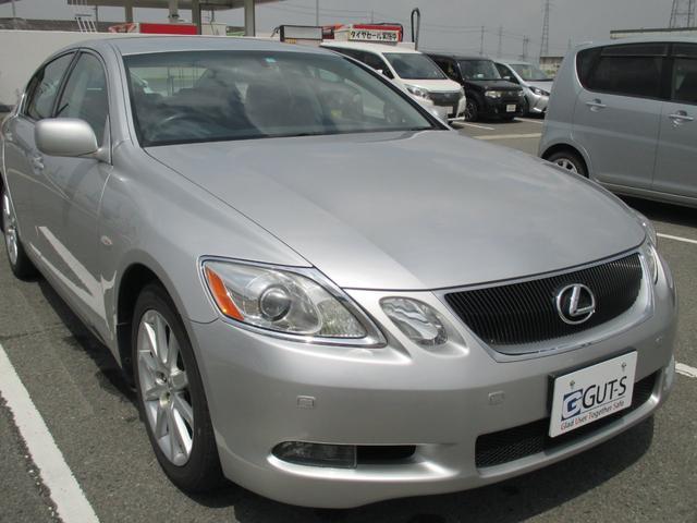 レクサス GS GS350 ユーザー買取車