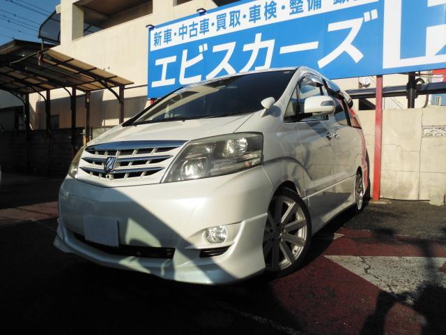 トヨタ MS 両パワ サンルーフ 外19インチAW 車高調 ETC