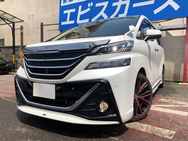 トヨタ 2.5X モデリスタエアロ 20AW パワースライドドア