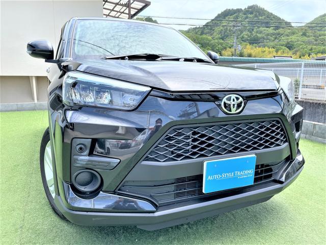 トヨタ ライズ G 衝突軽減ブレーキ/ワンオーナー/バックカメラ 衝突軽減ブレーキ/ワンオーナー/バックカメラ/スマートキー/障害物センサー/プッシュスタート/9インチ地スプレイオーディオ/ETC/Bluetooth搭載/DVD再生/LEDヘッドライト