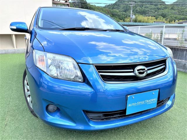 トヨタ カローラフィールダー 1.5X Gエディション ワンオーナー/スマートキー/ナビ ワンオーナー/スマートキー/社外ナビ/地デジ/Bluetooth搭載
