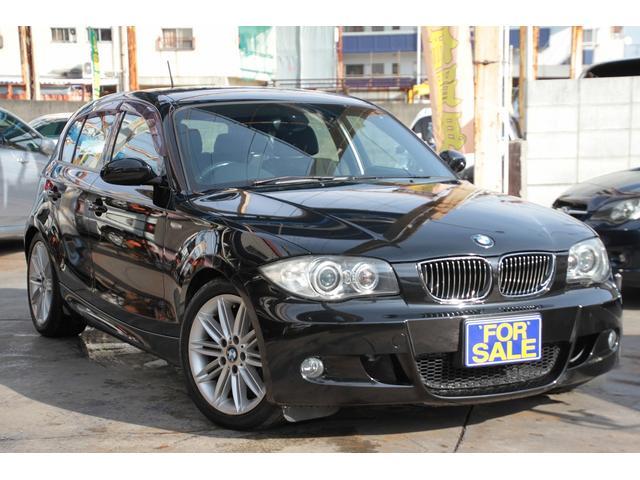 BMW 120i Mスポーツパッケージ 後期 HDD地デジナビ