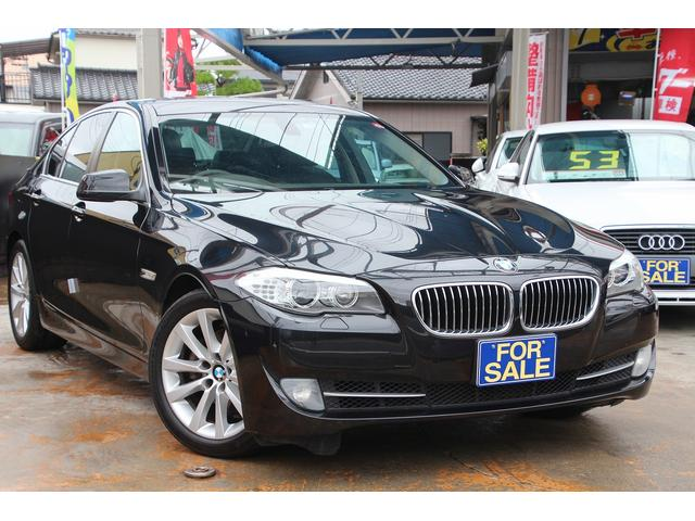 BMW 528i 黒本革 18インチAW