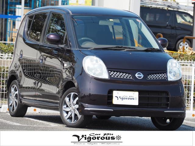 日産 E ショコラティエ 14AW スマートキー ユーザー買取車