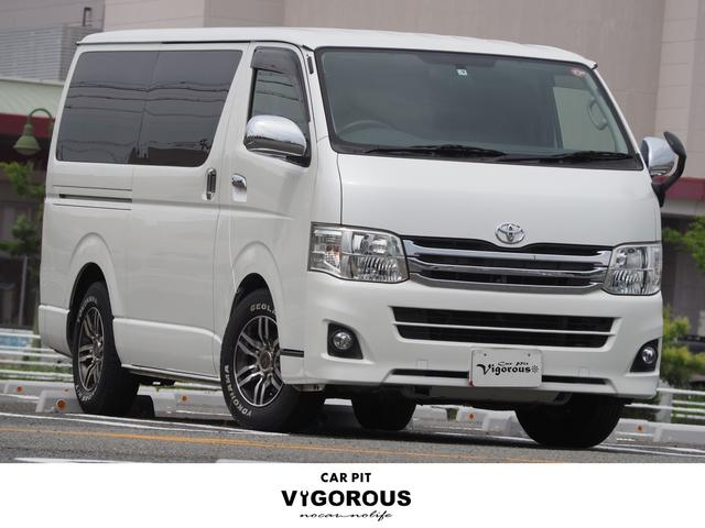 トヨタ ロングスーパーGL 15AW HDDナビ 地デジ ETC