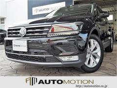 VW ティグアンTSI ハイライン 黒革 サンルーフ テクノロジーPKG