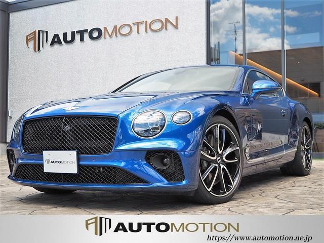 ベントレー GT ファーストエディション/革シート/パノラマミックビューモニター/LEDヘッドランプ/ブラックグリル/ナイトビジョン/ヘッドアップディスプレイ/パワーバックドア/ブラインドスポット/ステアリングヒーター