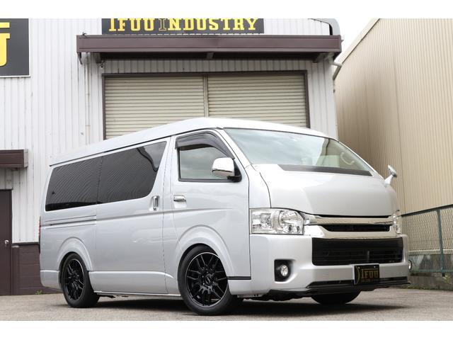 トヨタ S-GLワイド REVOシート搭載正規3No乗用登録10人