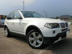 BMW X32.5si 後期型 ディーラー車 HDDナビ HID