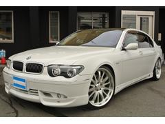 BMW745Li ダイナミック コンフォートシアターPKG