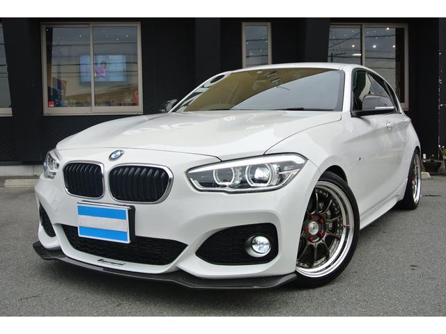 BMW 118d Mスポーツ 純正ナビ バックカメラ ディーゼル