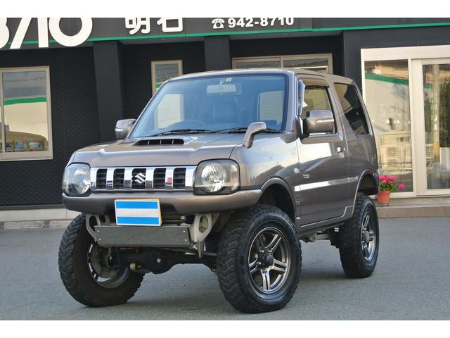 スズキ クロスアドベンチャー リフトアップ ビルシュタイン 4WD