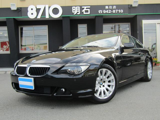 BMW 630i ナビ サンルーフ パワーシート ETC